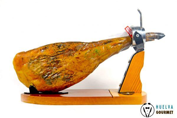 jamon ibérico bellota etiqueta roja